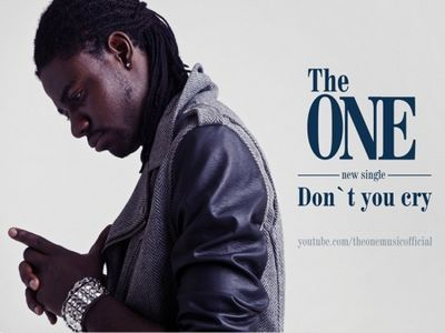 Сингл the one «don't you cry»